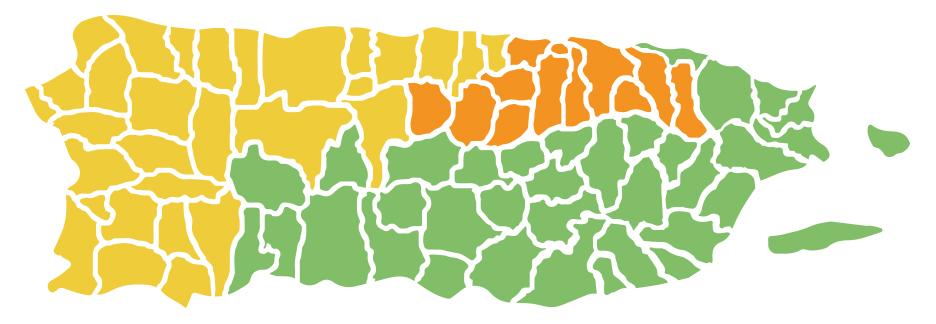 SZ pr map
